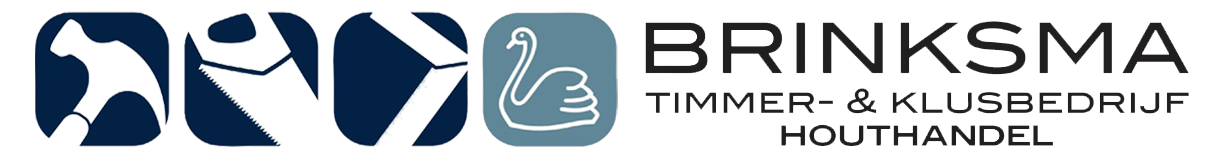 Timmer- & Klusbedrijf / Houthandel Brinksma Logo